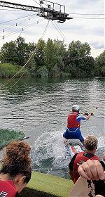 Wasserski Rheinau